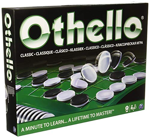 Spin Master Othello Classic Board Game (6038101) Multicolor, Norme