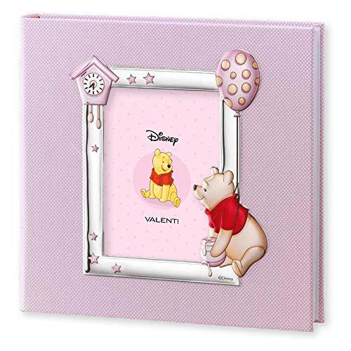 Disney Baby Album Photo 30x30 Rose Winnie the Pooh by Valenti Argenti
