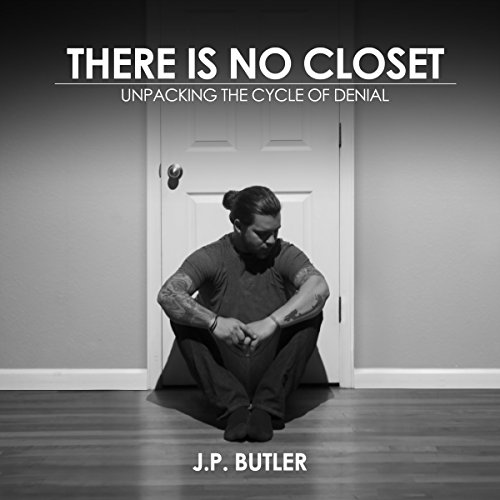 There Is No Closet audiobook cover art