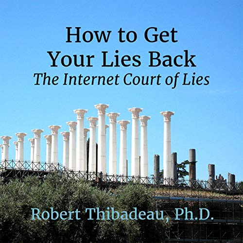 How to Get Your Lies Back audiobook cover art