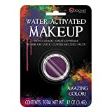 Woochie Water Activated Makeup - Professional Quality Halloween and Costume Makeup - (Undead Purple, 0.1 oz)