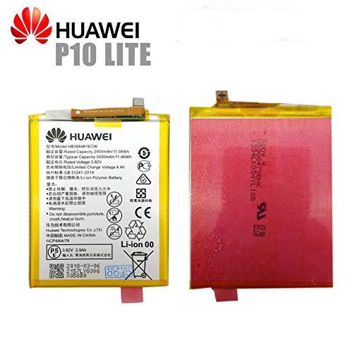 Mr Cartridge Batteria di ricambio per Huawei P10 Lite P8 Lite 2017 HB366481ECW