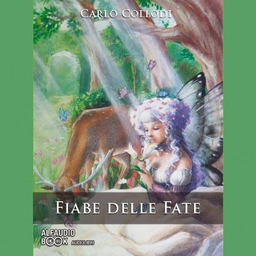 Fiabe delle fate audiobook cover art