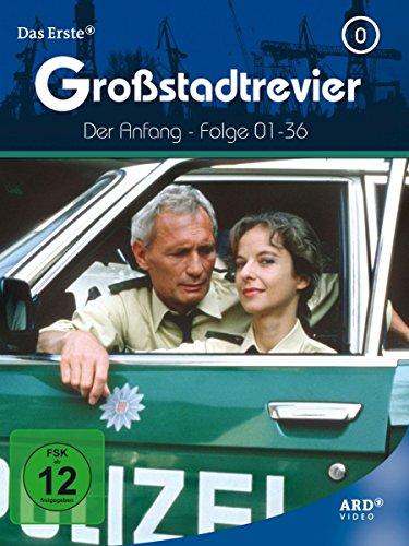 Großstadtrevier - Der Anfang/Folge 01-36 [10 DVDs]