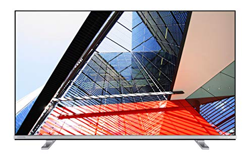 Toshiba 43UL4B63DG 43 Zoll Fernseher (4K Ultra HD Smart TV, Dolby Vision HDR, Triple Tuner, Bluetooth, Works with Alexa, HD+) [Modelljahr 2021]