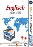 ASSiMiL Englisch ohne Mühe - Audio-Plus-Sprachkurs - Niveau A1-B2: Selbstlernkurs in deutscher Sprache, Lehrbuch 4 Audio-CDs 1 MP3-CD
