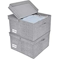 2-Pack GRANNY SAYS Storage Bins with Lids