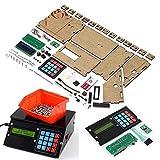 LJJOO DIY MCU Multifunción Kit de producción electrónica Sensor de presión Sensor de presión electrónica Kit Componente electrónico