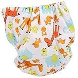Couches lavables pour personnes âgées, couches de poche pour adultes couches de poche réutilisables couches lavables pour adultes réutilisables douces pour les patients alités(A51)