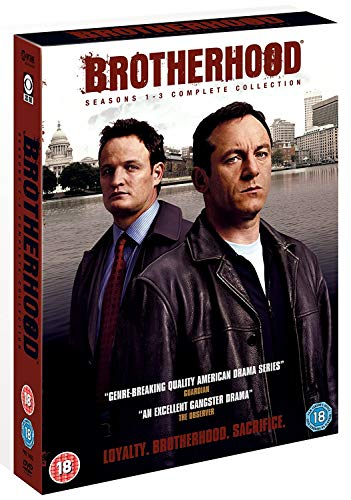Brotherhood: 1-3 Box Set [Edizione: Regno Unito]
