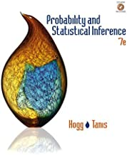 Probability and Statistical Inference (7th Edition)