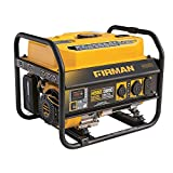 Firman P03607 4550/3650 Watt Recoil Start Gas Portable Generator CARB Certified