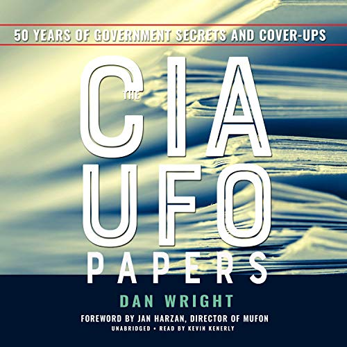 The CIA UFO Papers cover art