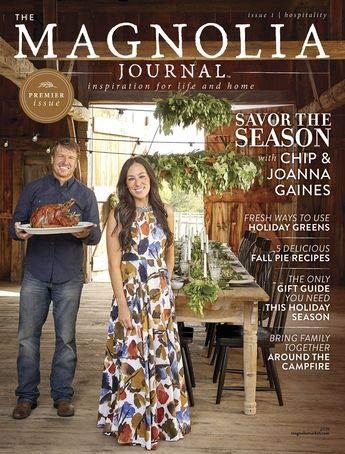 The Magnolia Journal Magazine Issue #1 (2016) Premier Issue