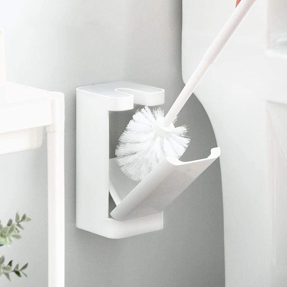 LIMEI-ZEN Max 48% OFF WC Toilet Max 74% OFF Brush Handle Long Loo Hol