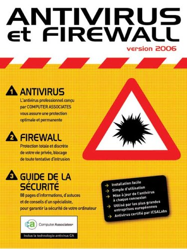 Antivirus & Firewall - version 2006