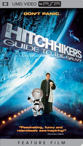 Hitchhiker's Guide to the Galaxy [UMD for PSP]