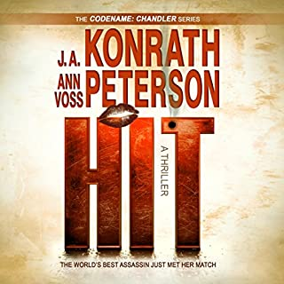 Hit - A Thriller cover art