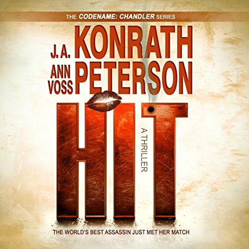 Hit - A Thriller audiobook cover art