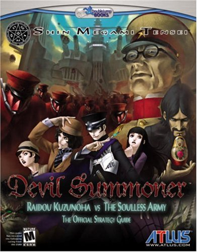Shin Megami Tensei: Devil Summoner: the Official Strategy Guide