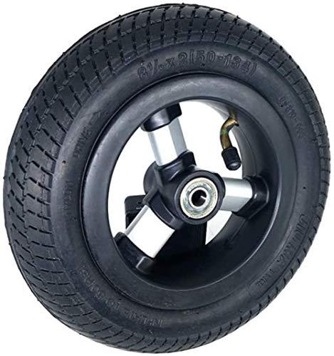 Neumáticos 8 1 / 2x2 Ruedas llenas inflables Robura y Duradera Adecuado para 8 5 Pulgadas 50-134 niños S Triciclo Cochecito de bebé Accesorios de neumáticos Baifantastic