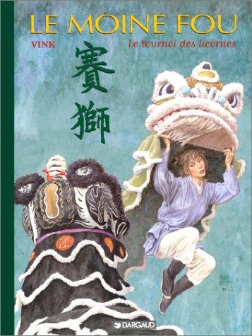 Le Moine fou, tome 9 : Le tournoi des licornes (grand format)