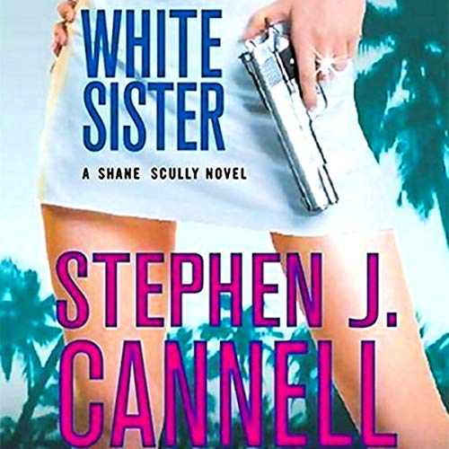 White Sister audiobook cover art