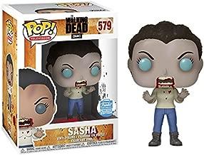 POP Television: The Walking Dead – Sasha (Walker)