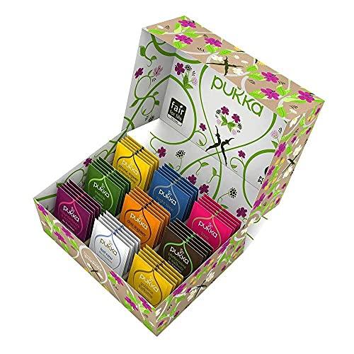 Pukka selection box green - Kräutertee 45 Beutel 74g