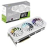 ASUS NVIDIA GeForce RTX 3090 搭載 トリプルファンモデル 24G ROG-STRIX-RTX3090-O24G-WHITE