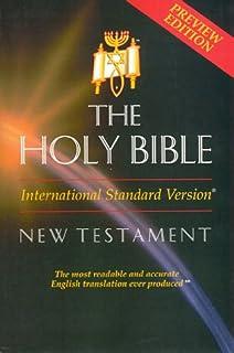 Isv Bible