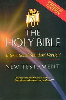 The International Standard Version New Testament