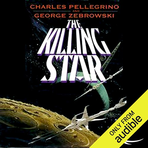 The Killing Star audiobook cover art