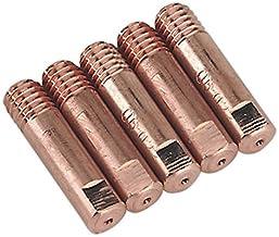 Sealey MIG956 Contacttip voor TB15 Zakken, 0.6mm, Bruin, 5 stuks