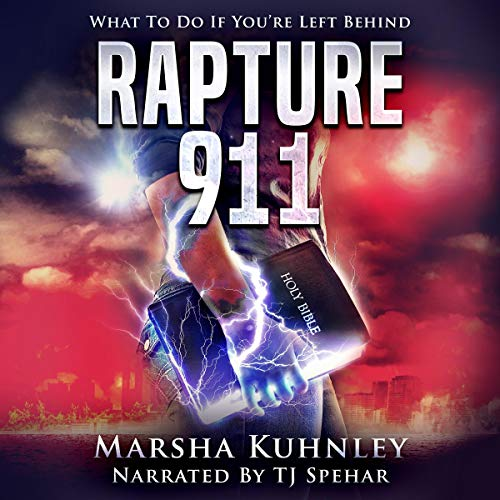 Rapture 911 cover art