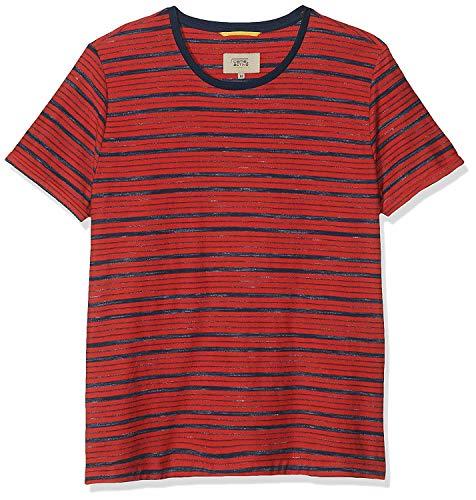 camel active Herren T-Shirt Rot L