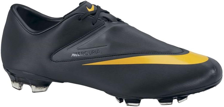 Nike Mercurial Glide FG Black