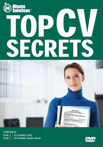 Top CV Secrets DVD - How to write a brilliant CV (includes CV templates / examples / cover letters and a free CV Review) [Edizione: Regno Unito]