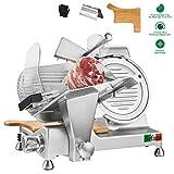 Befano Affettatrice Elettrico Professionale, 240W, 0 a 12mm Spessore Regolabile con Sistem...
