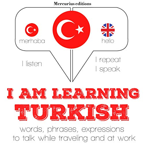 I am learning Turkish audiobook cover art