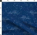Sternbilder, Sterne, Blau, Himmel, Sommer, Nacht, Natur