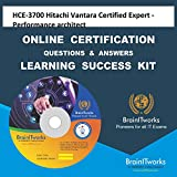 HCE-3700 Hitachi Vantara Certified Expert - Performance architect Online Certification Video Learning Made Easy