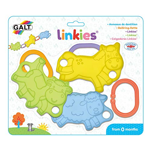 Galt Toys Linkies Infant Toys, 162 g