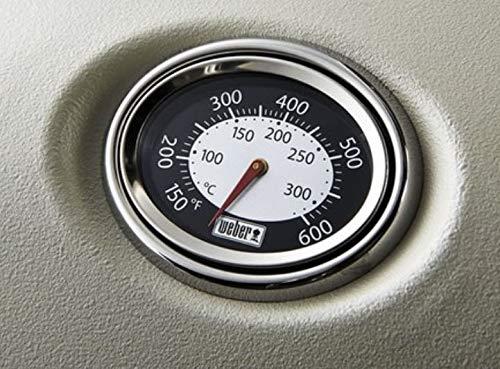 Weber Q 1200 Barbeque a gas