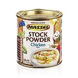 Massel, Caldo de Caldo en Polvo - Sin MSG, Sin Gluten, Sabor a Pollo - 168 g, Paquete de 1 Caldo de Sopa Enlatado
