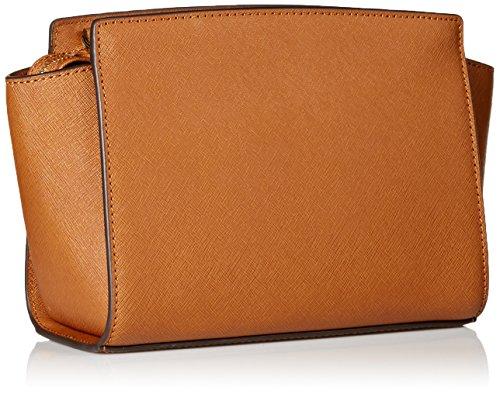 Michael Kors Women's Leather Messenger Bag