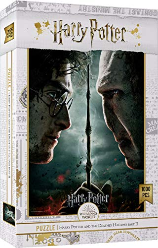 HARRY POTTER Puzzle Harry Vs Voldemort Official Merchandising Juguetes, Color sdtwrn23240 (Dirac