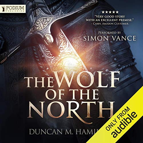 Couverture de The Wolf of the North, Book 1