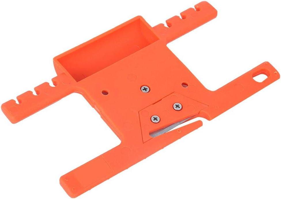 Alomejor1 Leinenwickler Paracord Wickler Multifunktions-Wickelspulenrolle im Freien Umbrella Rope Storage Rope Binding Device