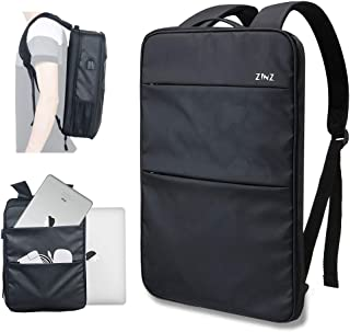 Laptop Backpack 15.6 Inch Sleeve, Ultra Slim Expandable Laptop Case